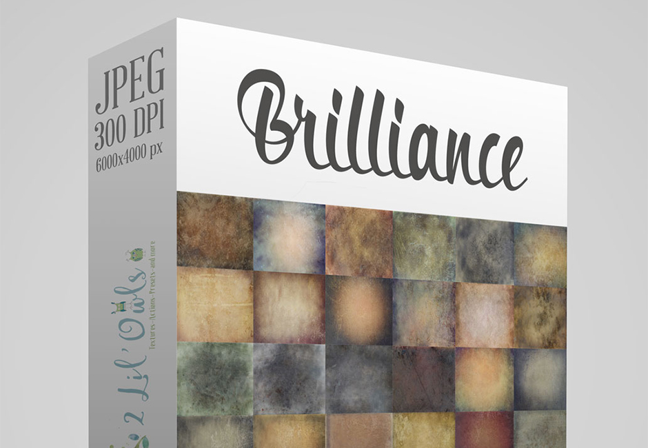 Brilliance Fine Art Textures