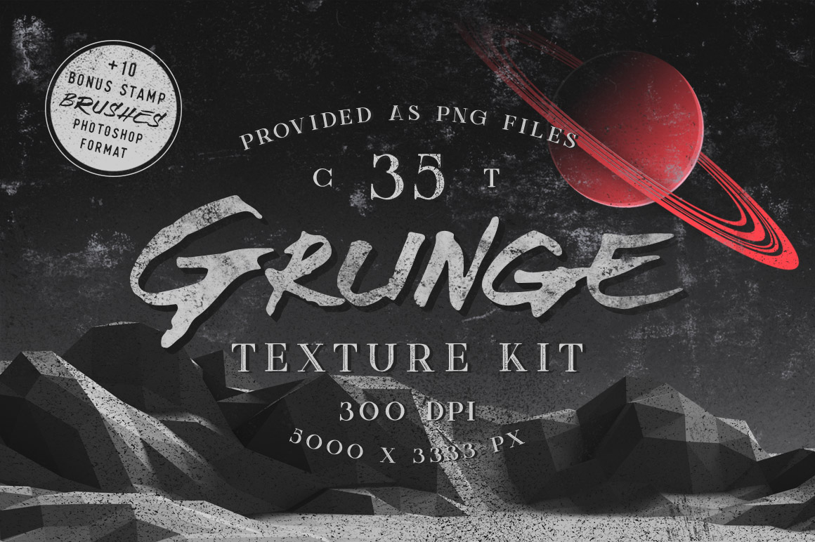 15 Best Grunge Textures to Add Some Edge to Your Designs