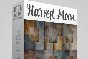 Harvest Moon Fine Art Textures