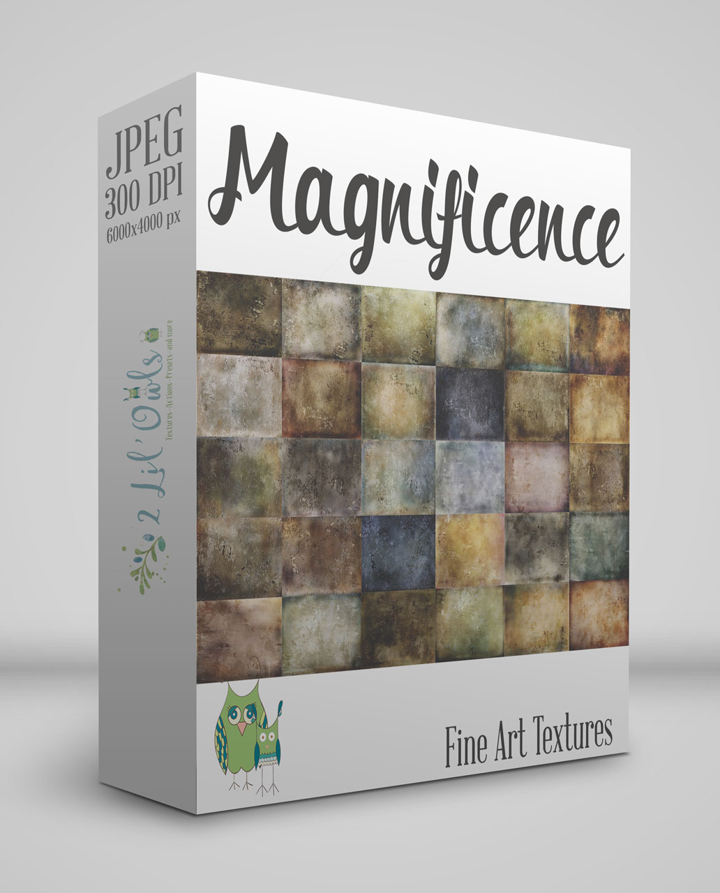 Magnificence Fine Art Texture Set