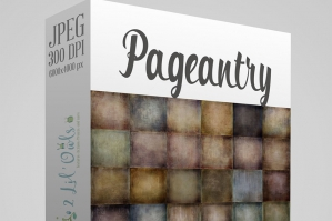 Pageantry Fine Art Texture Set