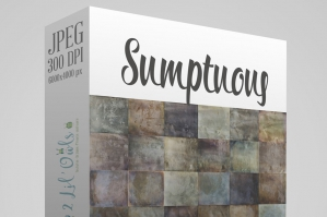 Sumptuous Fine Art Texture Set