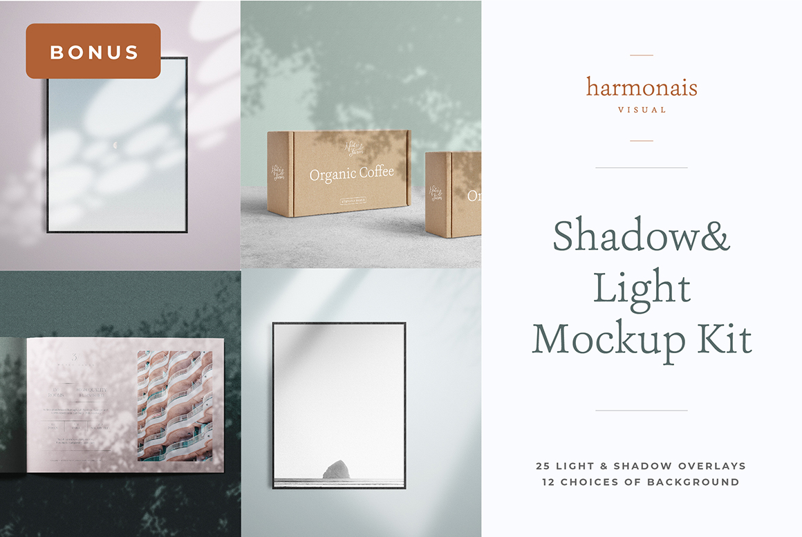 The Incredibly Diverse Mockups Collection