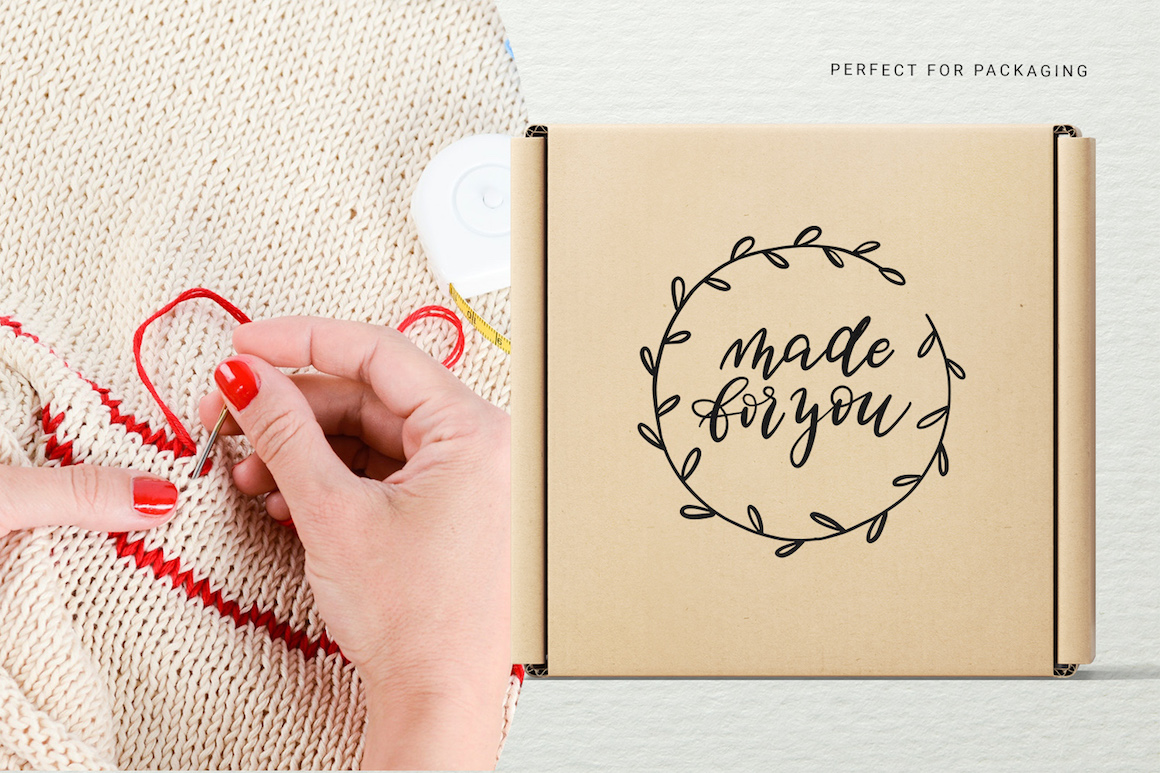 Made with Love - Set for Crafters