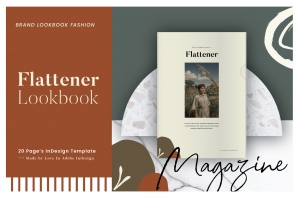 Flattener Lookbook Magazine