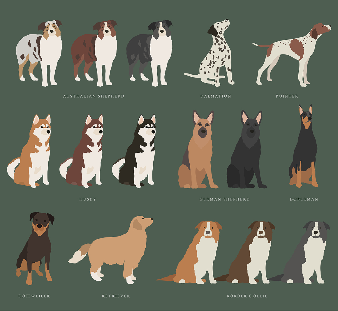 Her Portrait Room Character Creator - Dogs and Cats Collection