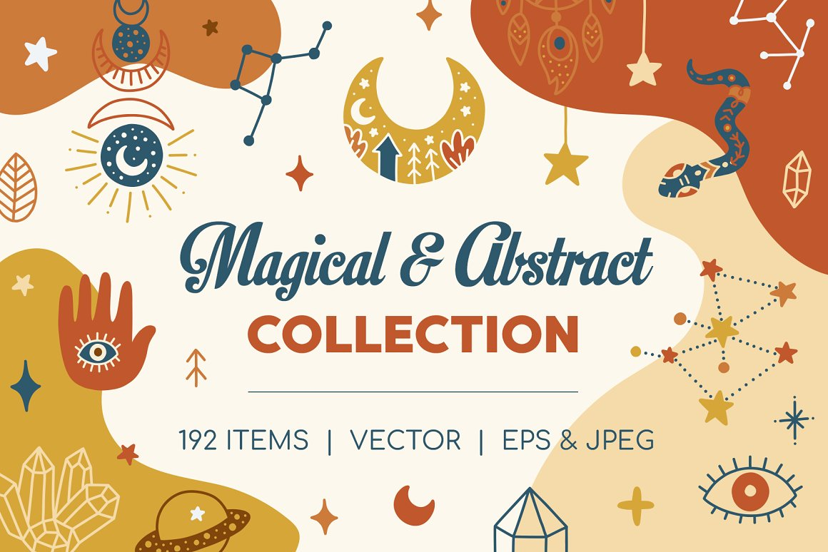 Magical & Abstract Collection