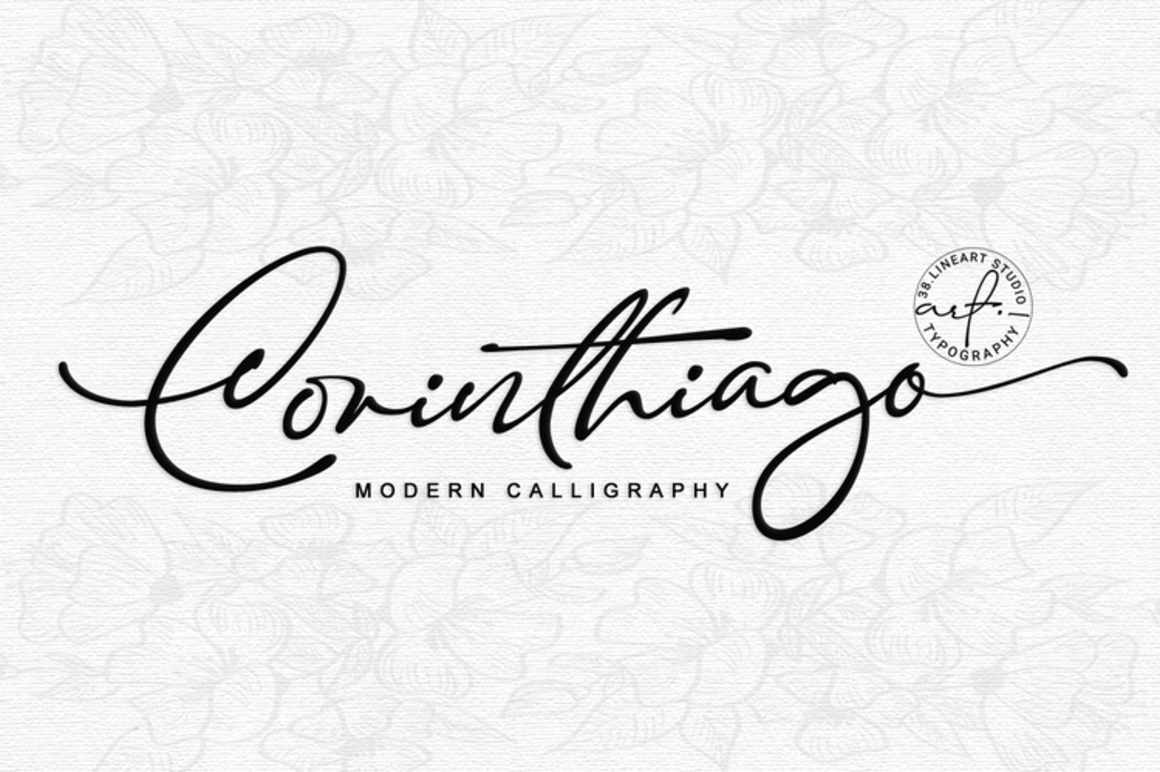 15 Modern Calligraphy Fonts for all Your Design Projects