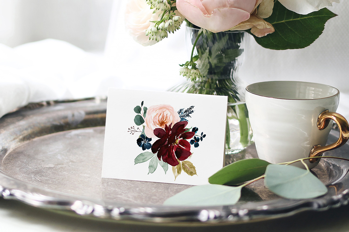 Opulent Watercolor Collection
