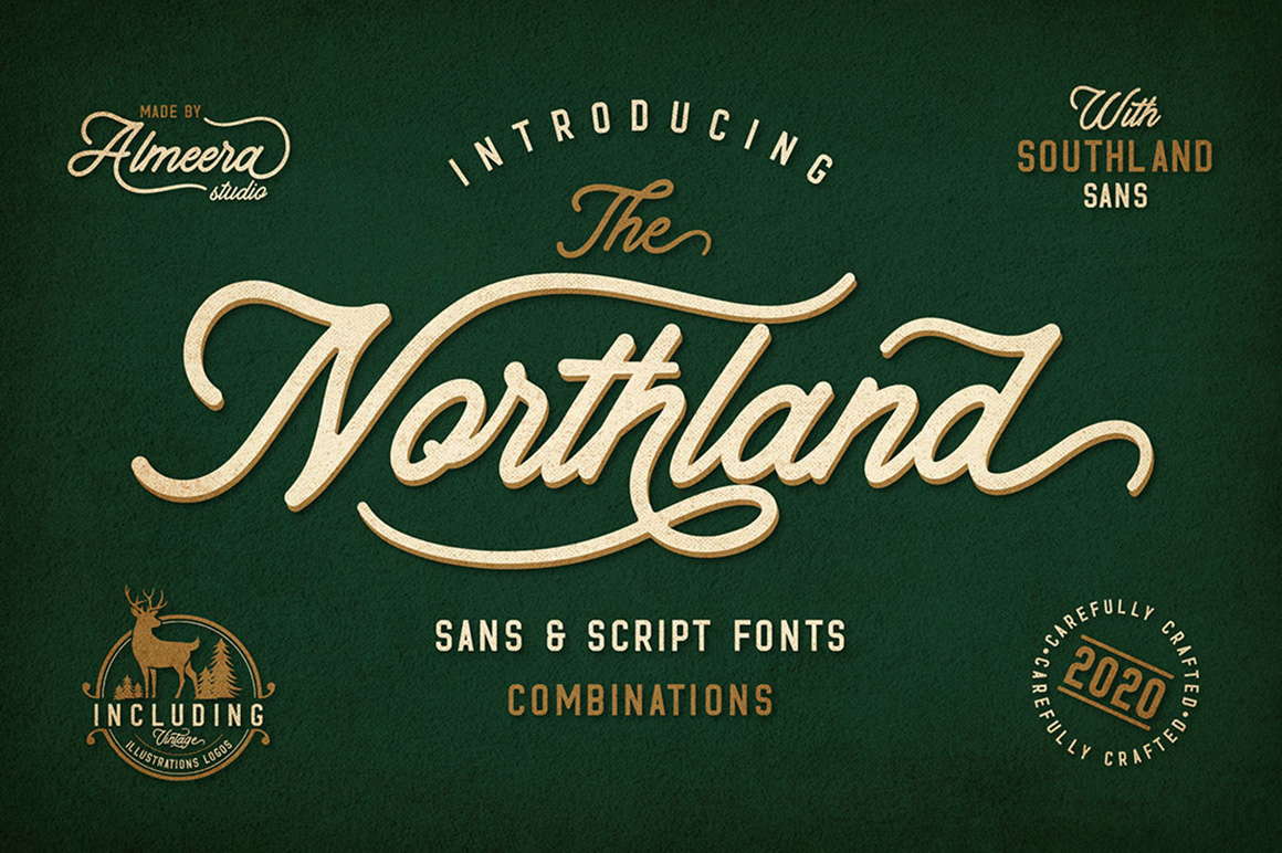 The Northland Combinations + Bonus Logo
