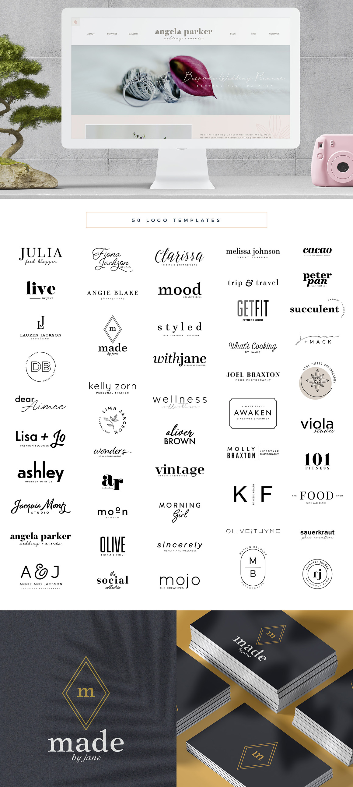 The Ultimate Branding Collection