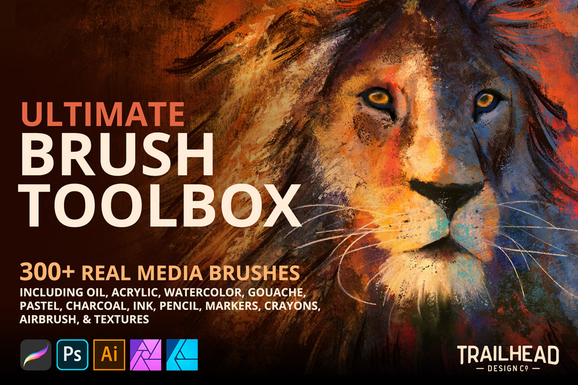 The Ultimate Brush Toolbox