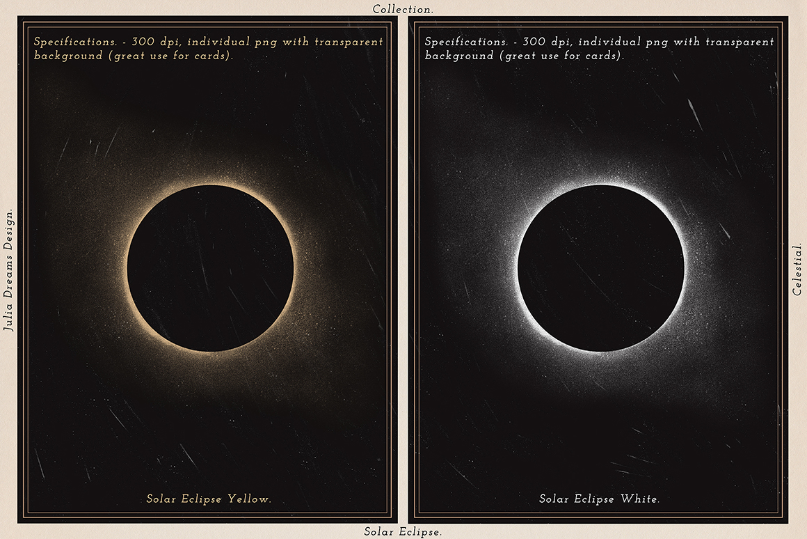 Solar Eclipse Collection