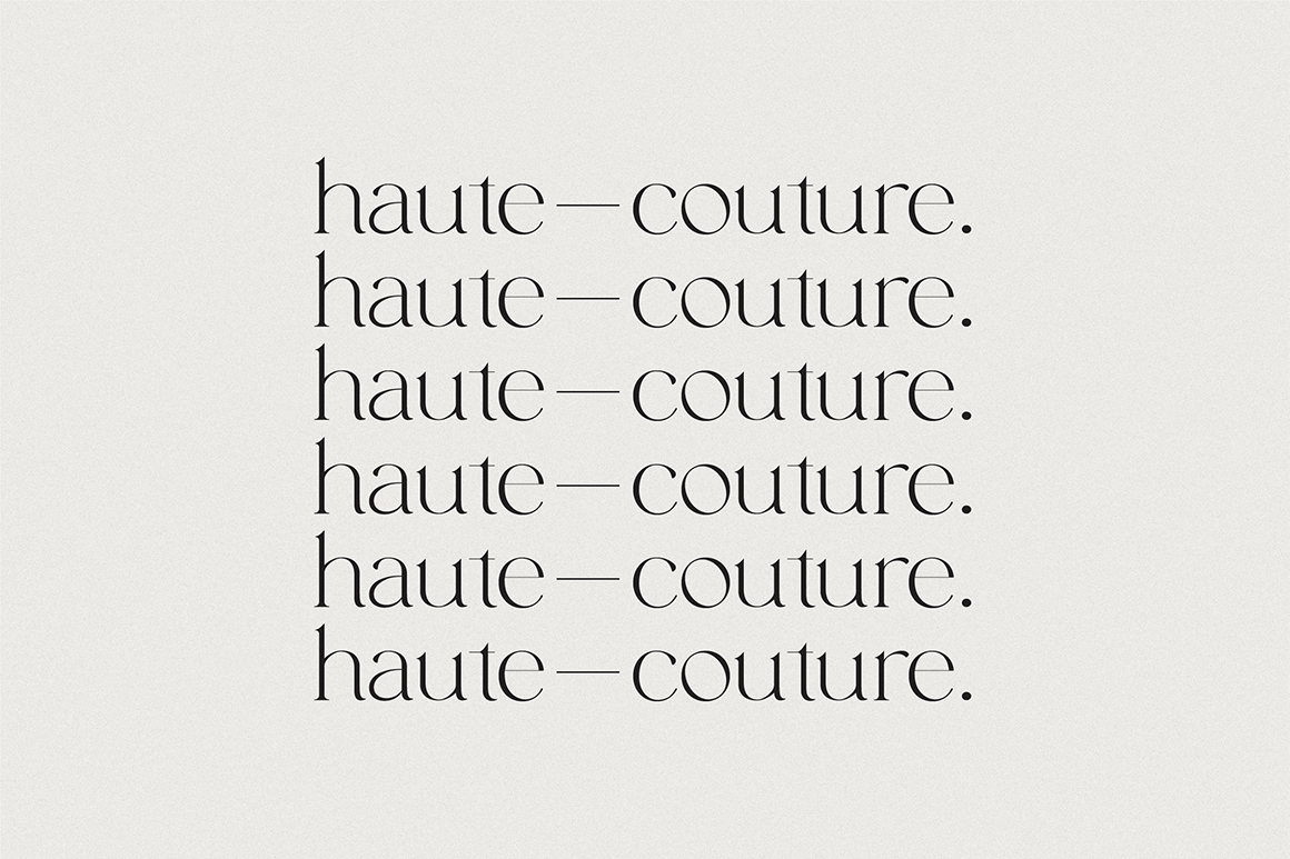 Muse - Chic Display Serif