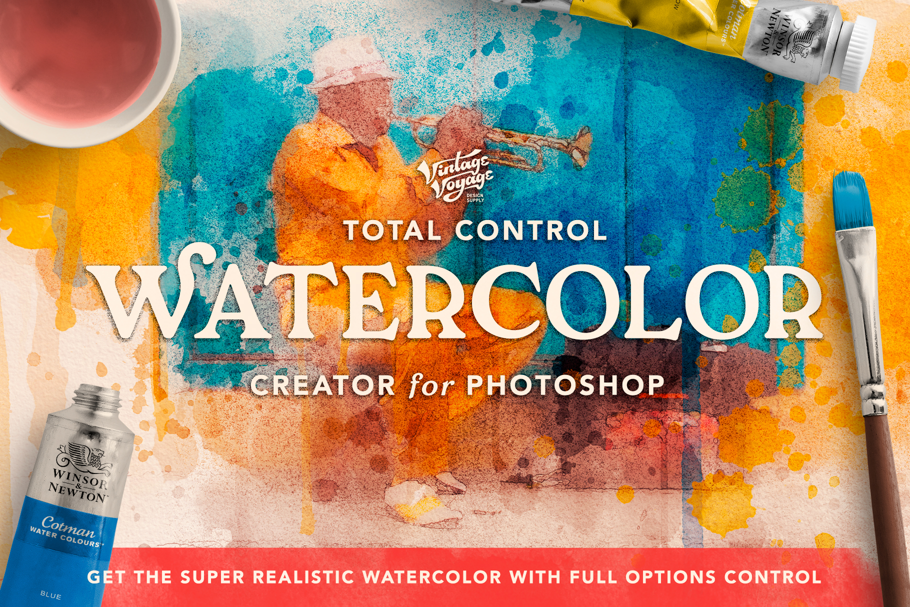 Total Watercolor Creator