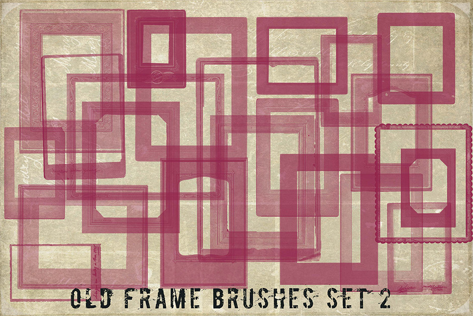 Beautifully Artistic Brushes Bundle
