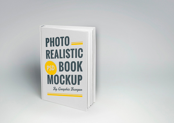 Book Cover Mockup Tutorial ~ Create a richly textured japanese book cover design