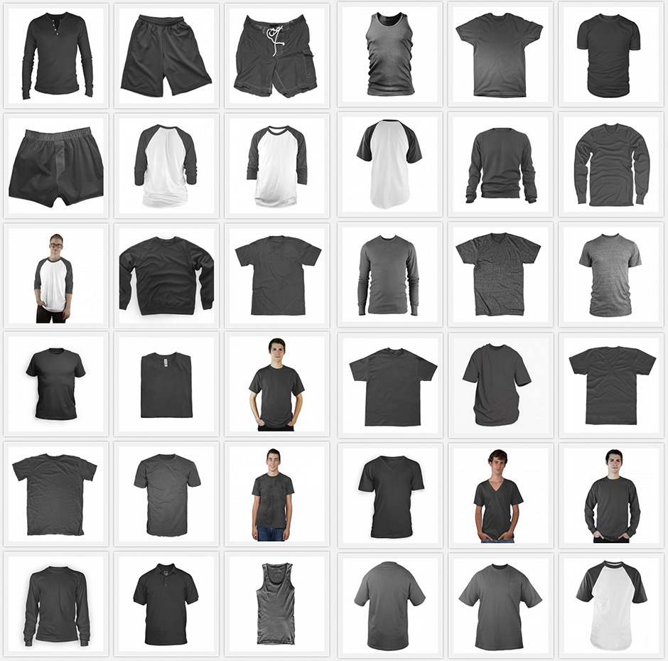 Go Media Monster Mockup Collection