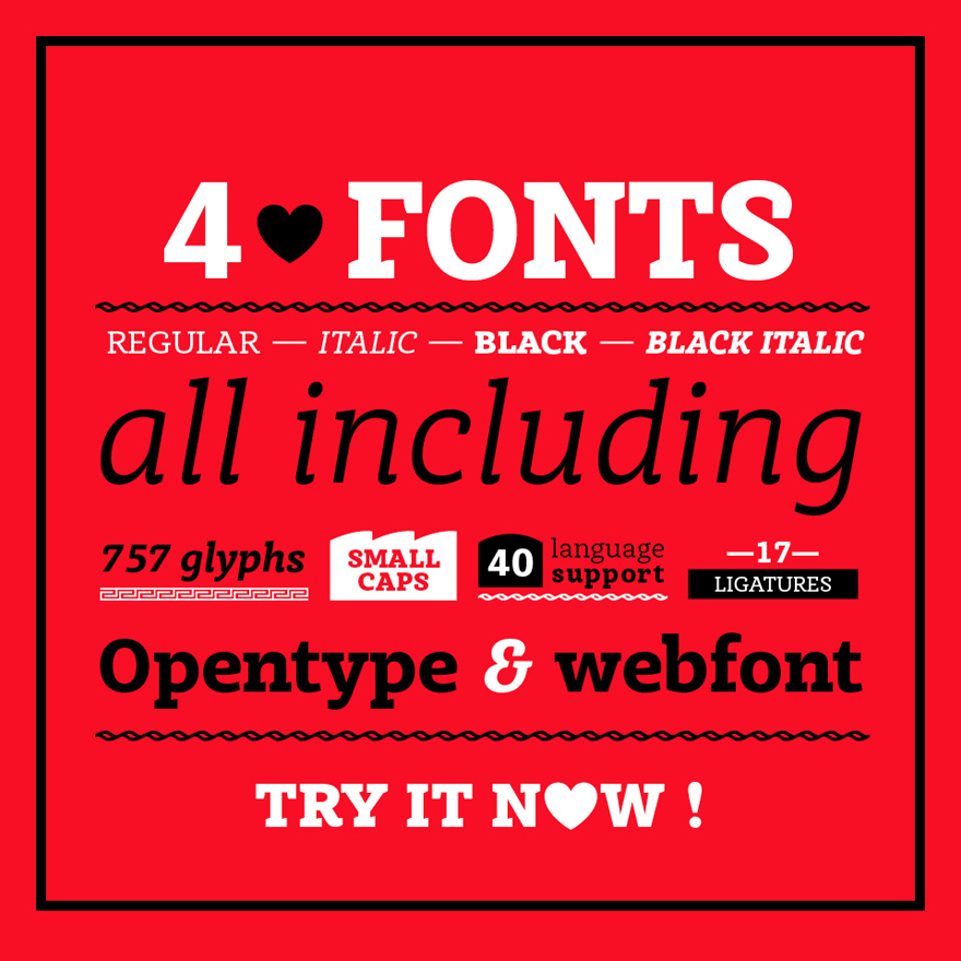 how to create a web font
