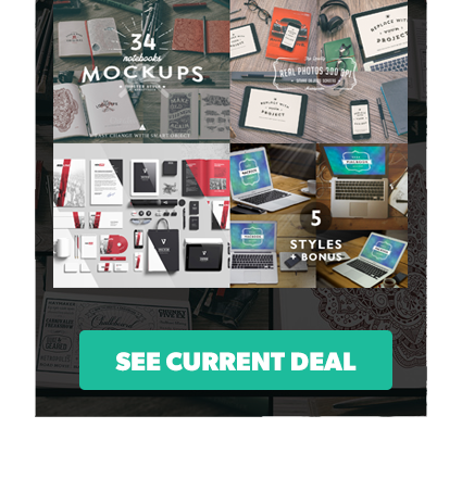 The Ultimate Mockup Templates Bundle
