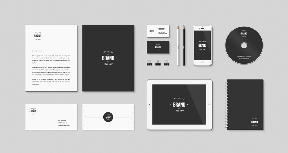 the ultimate mockup templates bundle design cuts
