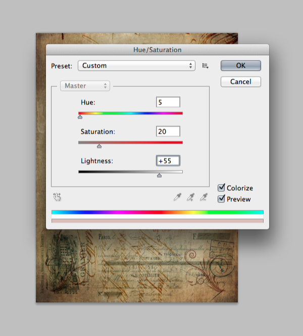 how to create a vintage style on photoshop