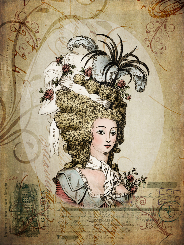 Create A Vintage Style Creative Collage
