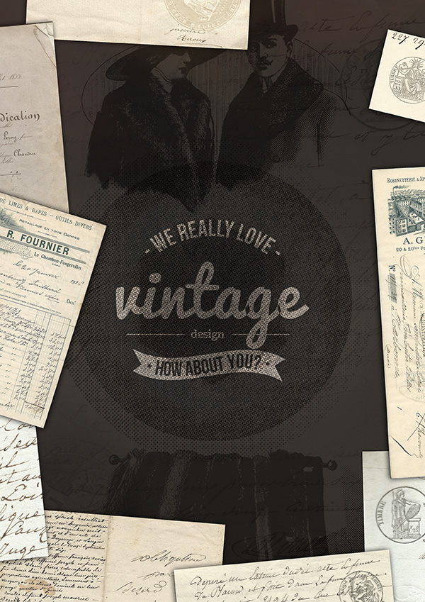 Design a Grungy, Vintage Inspired Poster - Design Cuts